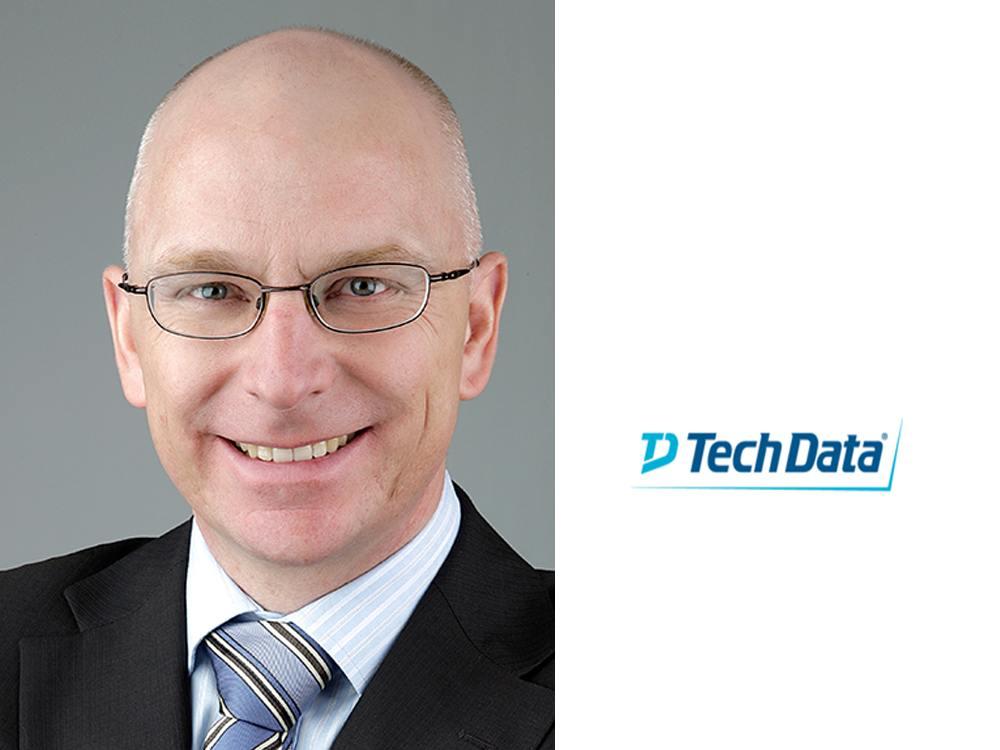 Neuer Vertreibsleiter SMB bei Tech Data Deutschland - Martin Huber (Foto/ Grafik: Tech Data)