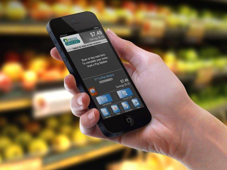 TCxAmplify auf einem Smartphone (Foto: Toshiba)