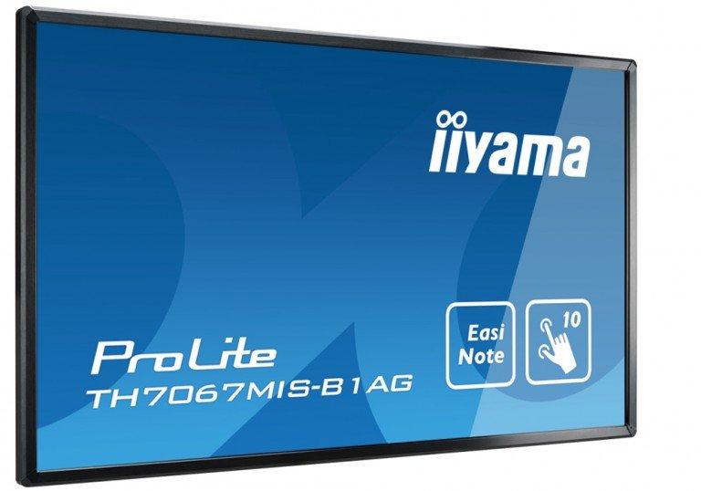 "70"" LFD von iiyama - TH7067MIS-B1AG (Foto: iiyama)"