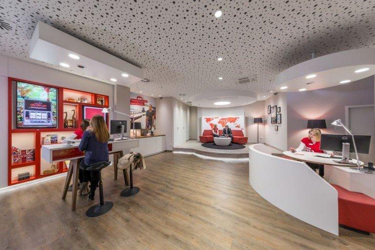 Blick in den neuen DER Concept Store (Foto: DER Reisebüro)