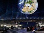 Dem blauen Planeten kommen die Zuschauer von jedem Punkt aus sehr nahe (Foto: DLR)