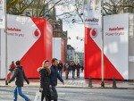 Einen Monat lang wirbt Vodafone exklusiv (Foto: blowUP media)