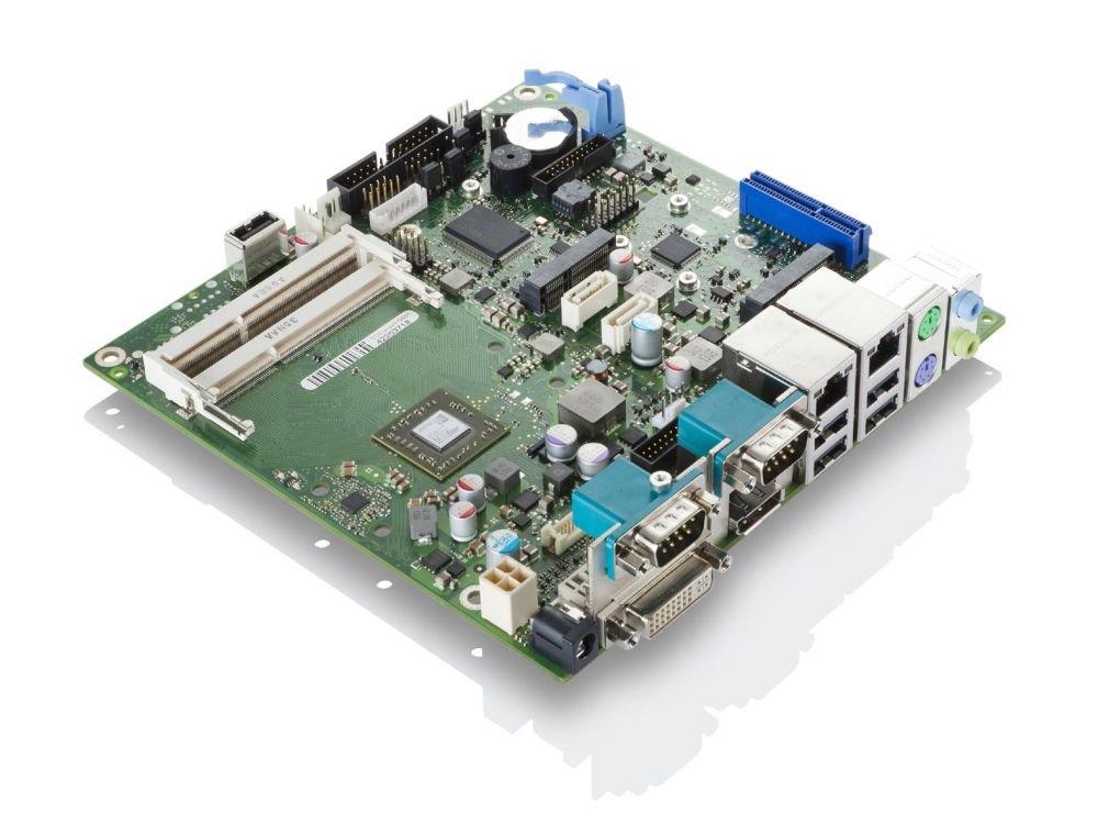 Für 24/7 Player gedacht - D3313-S6 (Foto: Fujitsu)