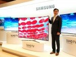 Hyun Suk Kim, President von Samsung Electronics' Visual Display Business (Foto: Samsung)