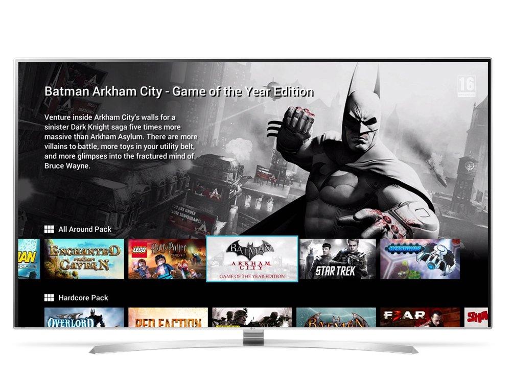 Mit GameFly erweitert LG sein Entertainment Streaming Angebot auf webOS (Foto: LG)