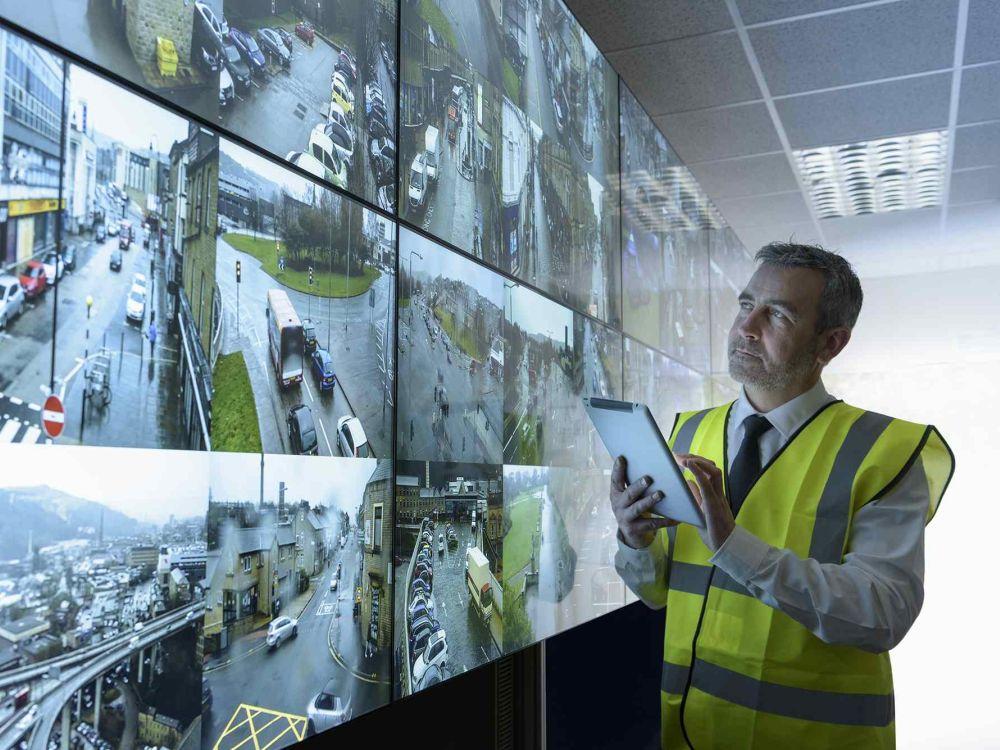 Mit den neuen Screens können die Aufgaben besser bewältigt werden (Foto: eyevis)