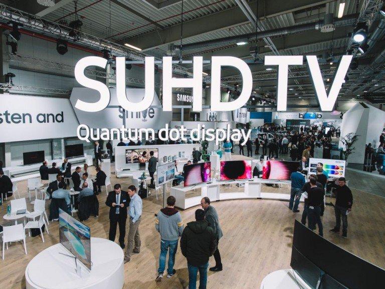 Mit der Kick-off-Veranstaltung in Köln startete Samsung die diesjährige Roadshow (Foto: Samsung)