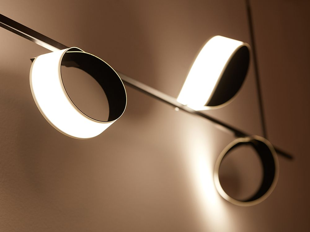 Flexible Lösung: OLED Lighting (Foto: LG Display)
