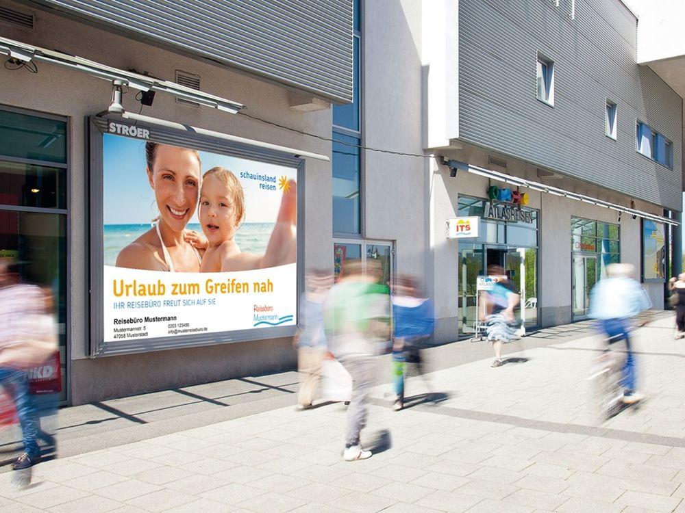 PosterSelect-Kunden sorgten für Traumjahr - Plakat für Schauinsland-Reisen (Foto: PosterSelect)