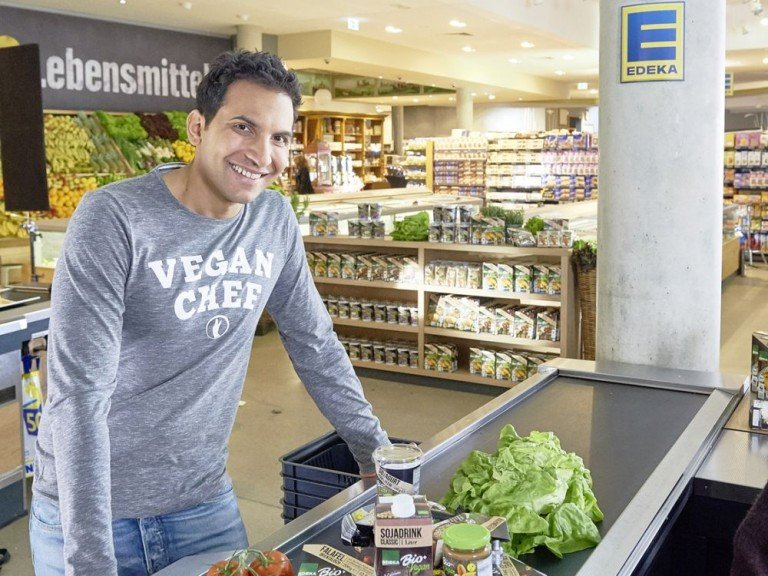 Aktuelle EDEKA TV Kampagne mit dem Thema gesunde Ernährung (Foto: EDEKA)
