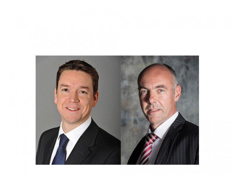Simon Jackson und Antonio Zulianello (Fotos: NEC)