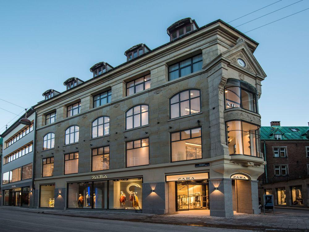 Zara Store in Kopenhagen (Foto: Inditex)