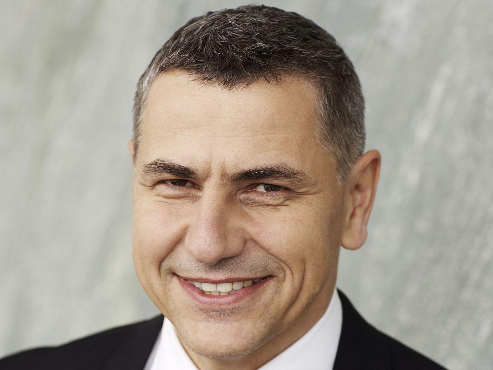 Zieht nun in den Vorstand ein - Dr. Ulrich Näher (Foto: Wincor Nixdorf)