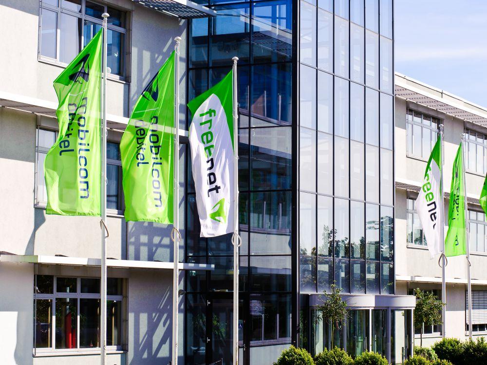 freenet AG - Firmensitz in Büdelsdorf (Foto: freenet Group)