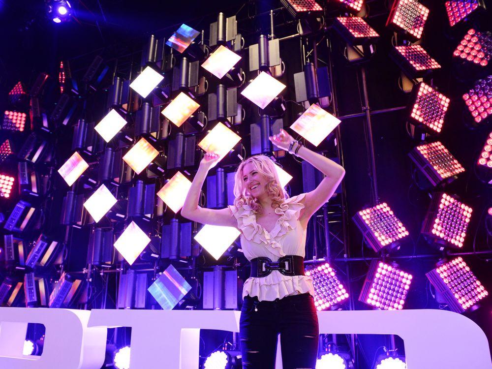 Prolight + Sound - auf der Messe im Vorjahr (Foto: Messe Frankfurt Exhibition GmbH, Pietro Sutera)