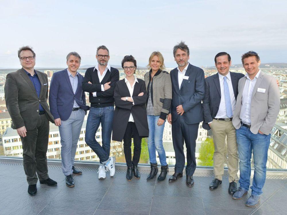 Beim Goldbach Round Table wurde die neue DSP Kampagne vorgestellt (Foto: Goldbach Media Austria)