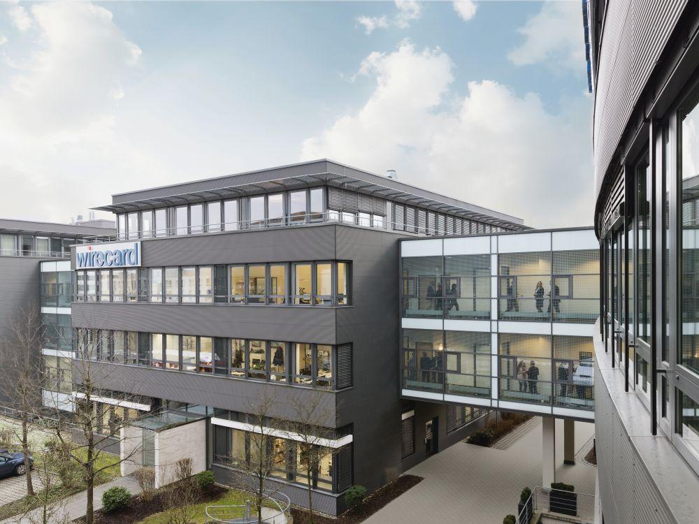 Hauptsitz der Wirecard AG in Aschheim (Foto: Wirecard)