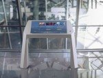Neues interaktives System I-AD am Flughafen Frankfurt (Foto: Pyramid Computer)