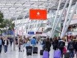 Auch die Sparkassen gehören zu den Buchern der ersten Stunde (Foto: Flughafen Düsseldorf / Andreas Wiese)