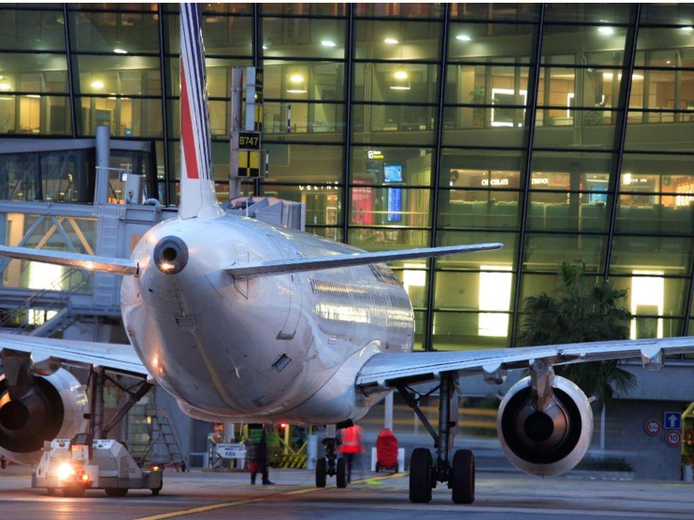 Der Airport NCE in Nizza ist bei der Passage der zweitgrößte in Frankreich (Foto: Aéroports de la Côte d'Azur)