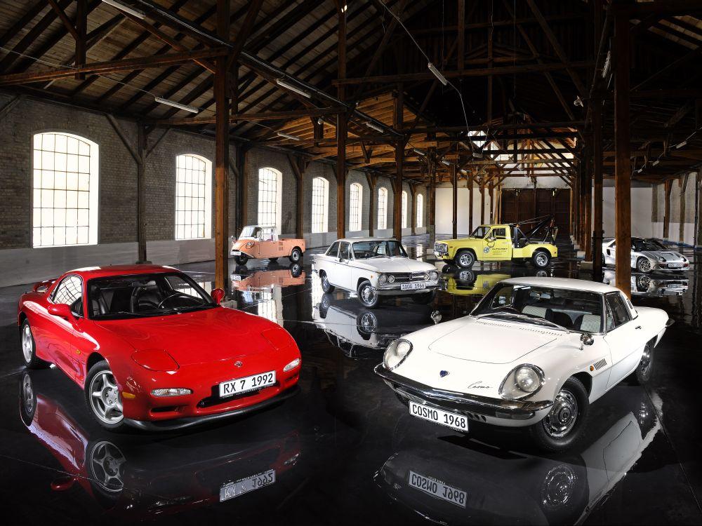 Geplantes Mazda Museum in Augsburg (Foto: Mazda Classic – Automobil Museum Frey)
