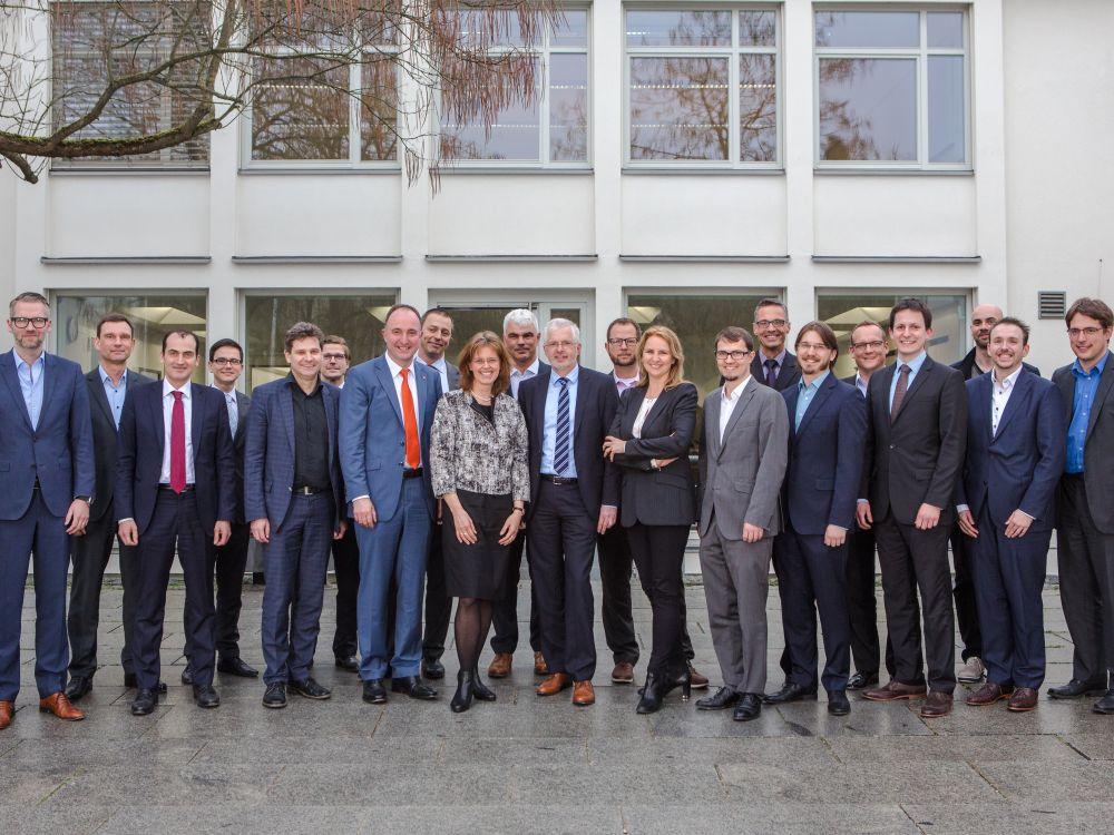 Gründungsversammlung de Vereins Digitale Stadt München (Foto: Digitale Stadt München)