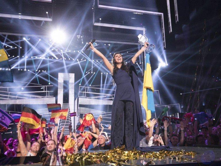 Jamala gewann mit ihrem Song den ESC 2016 in Stockholm (Foto: Andres Putting / EBU)