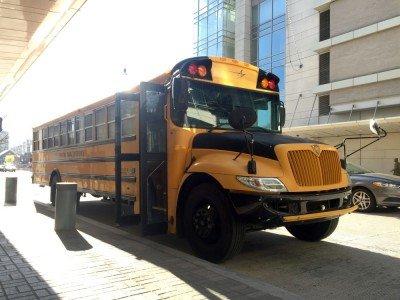 Mehr als nur ein Schulbus (Foto: Lockheed Martin)