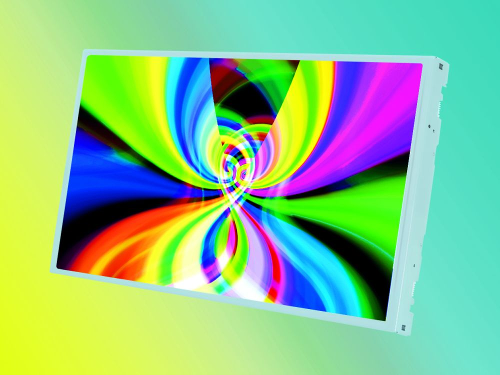Neues 15,6 Zoll LED TFT-Display OT156ZBWDLN-00 (Foto: HY-LINE Computer Components)