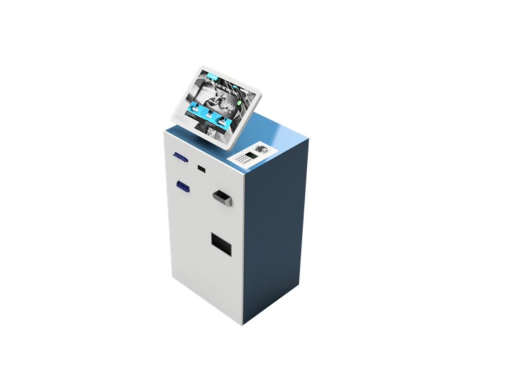 Neues Shop Kiosk von Kiosk Solutions (Foto: Kiosk Solutions)