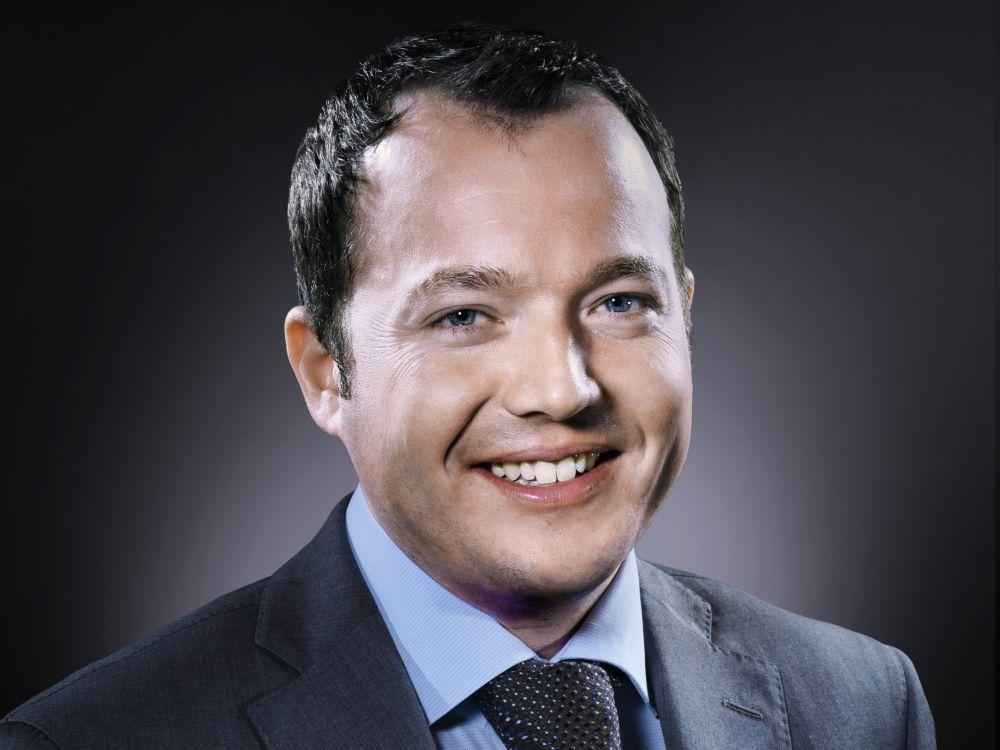 Nicolas Meyer, neuer VP Marketing & Channel Management (Foto: Spinetix)