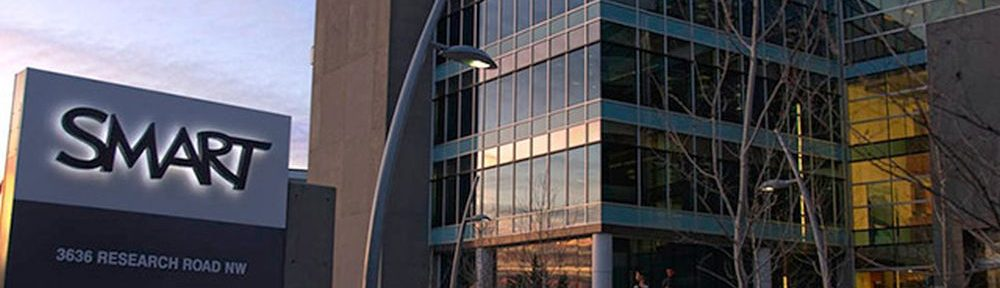SMART Technologies - Unternehmenszentrale in Calgary (Foto: SMART Technologies)