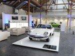 Screens im neuen Mazda Museum (Foto: Mazda Classic – Automobil Museum Frey)
