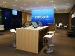 Smart Banking Filiale der Citibank in Singapur (Foto: Citigroup)