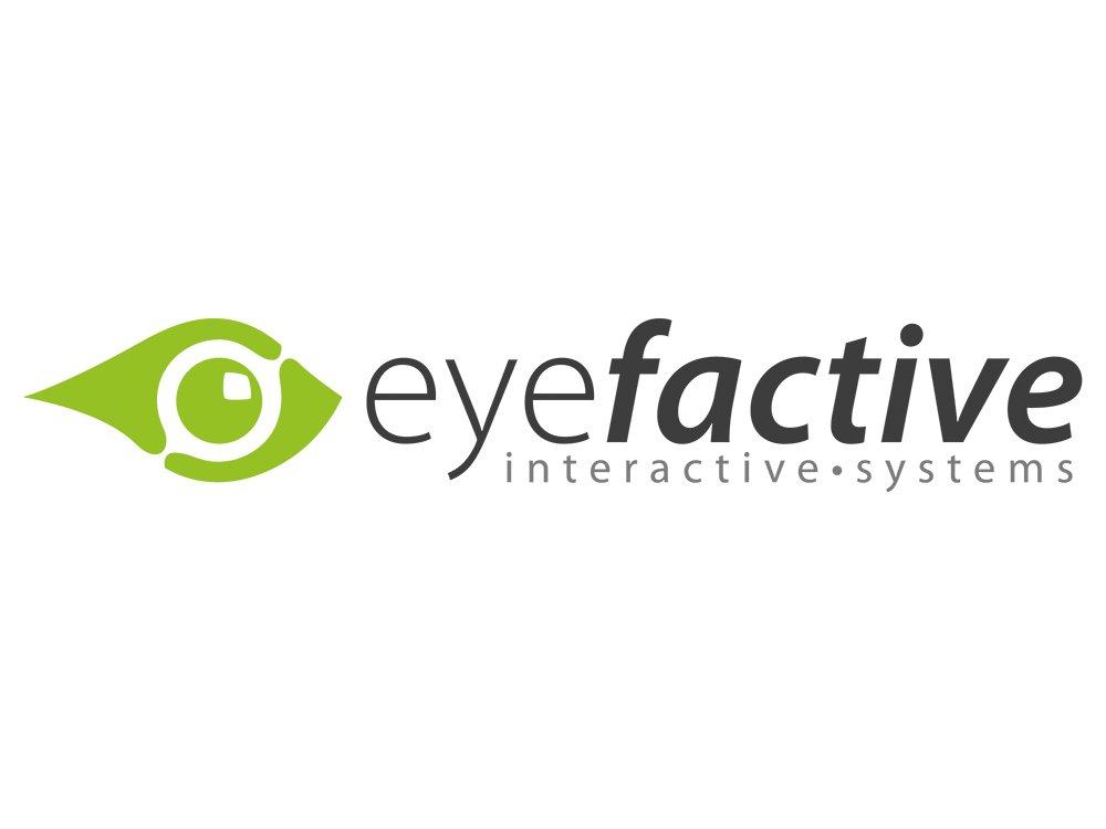eyefactive sucht Sales- und Projekt-Manager für MultiTouch Systeme (w/m) (Logo: eyefactive)
