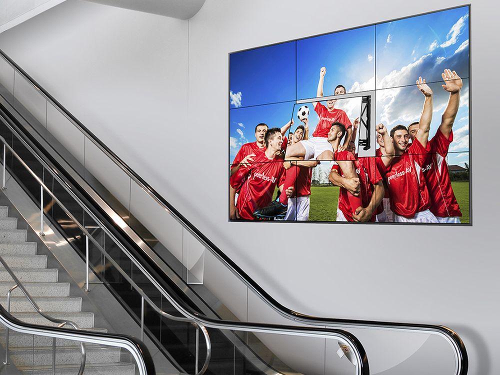 Auch während der Fußball-EM 2016 zeigt Peerless-AV Präsenz beim DSS Europe (Foto: Peerless-AV)