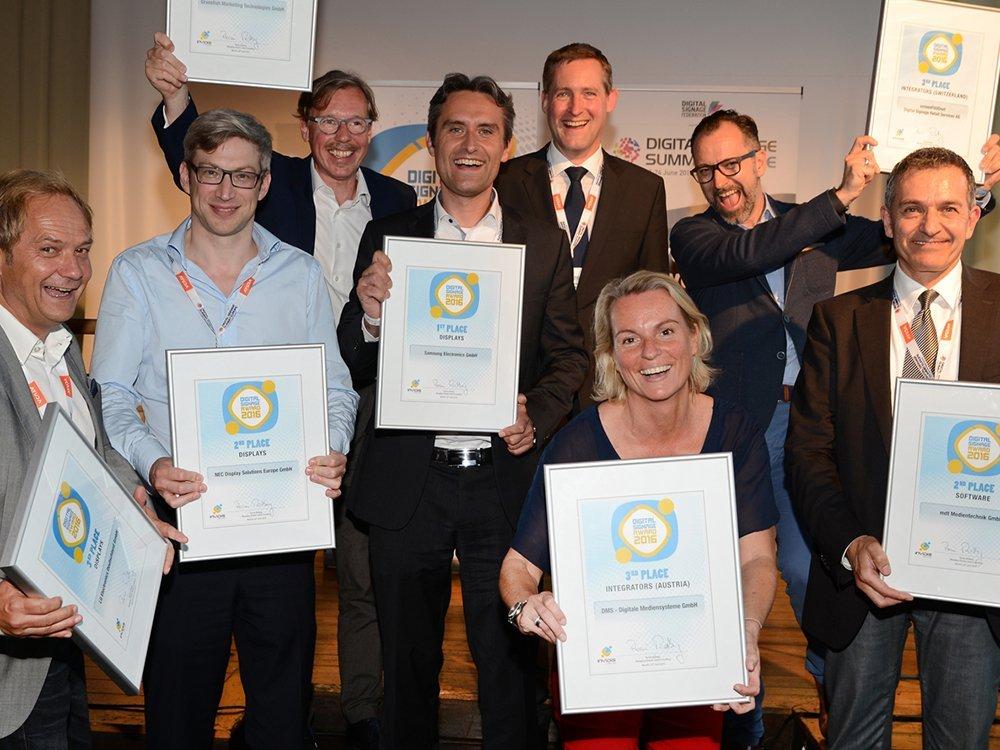 Bildergalerie invidis Awards (Bild: Frank-Dietmar Böhm)