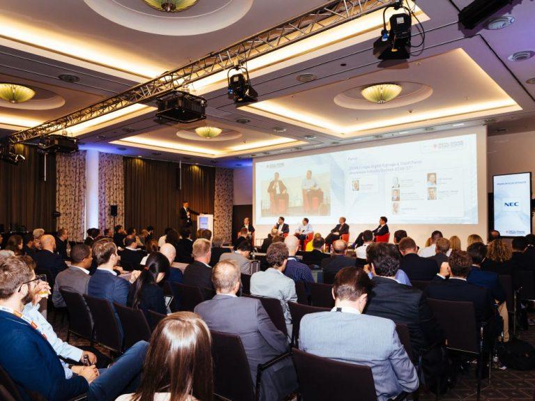 DSS Europe - Outlook Panel im Jahr 2015 (Foto: invidis)