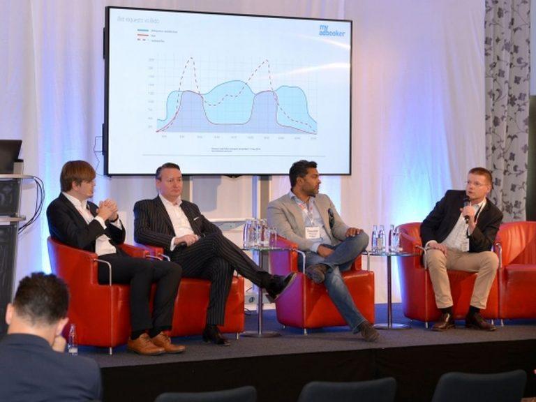 Das Programmatic Panel bei der Diskussion (Foto: Frank-Dietmar Böhm)