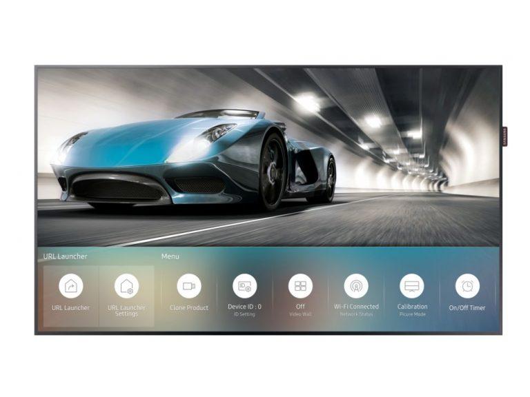 Samsungs neuer PM43F läuft unter dem neuen SSSP 4.0 (Foto: Samsung)