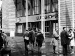 Schon unter ihrem heutigen Namen - EuroShop im Jahr 1968 (Foto: ISB / EHI)