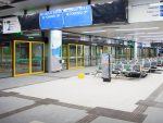 Baustelle des Bus-Bahnhofs im März 2016 (Foto: Perth City Link)