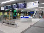 Baustelle des Bus-Bahnhofs im Mai 2016 - Hier werden künftig dynamische Infos ausgespielt (Foto: Perth City Link)