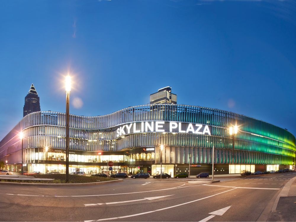ECE Shopping Center Skyline Plaza in Frankfurt am Main (Foto: ECE)