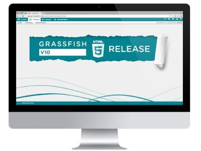 Die neue Softwareversion von Grassfish unterstützt HTML und verspricht mehr Benutzerfreundlichkeit (Foto: Grassfish)