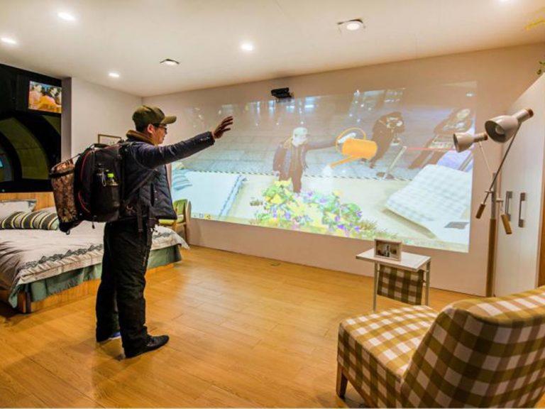 Augmented-Reality-Lösung für die chinesische Ziroom (Foto: JCDecaux)