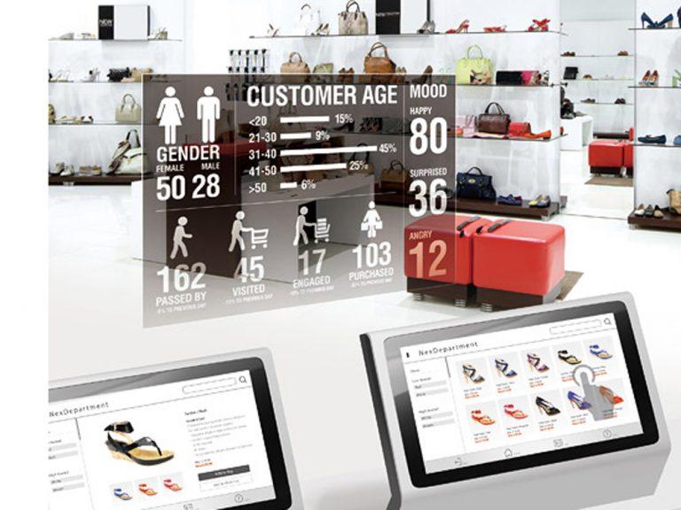 Die Nexcom-Produkte sollen die Digital-Signage-Lösungen im Handel den modernen Anforderungen anpassen (Foto: Nexcom)