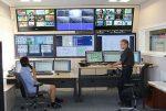 Oben Full HD, unten Ultra HD - Video Wall in der BR Servicezentrale auf dem Wendelstein (Foto: eyevis)