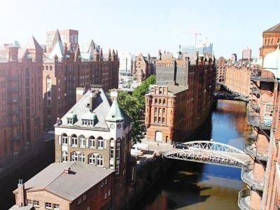 Seit 2015 gehört die Speicherstadt zum Unesco-Weltkulutrerbe (Foto: komma,tec redaction)