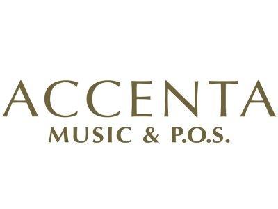 ACCENTA Music & P.O.S. sucht Gebietsverkaufsleiter/-innen (Logo: ACCENTA)